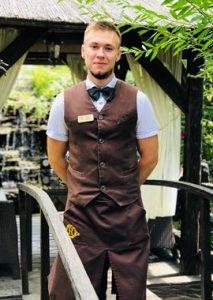 Юрій (офіціант)